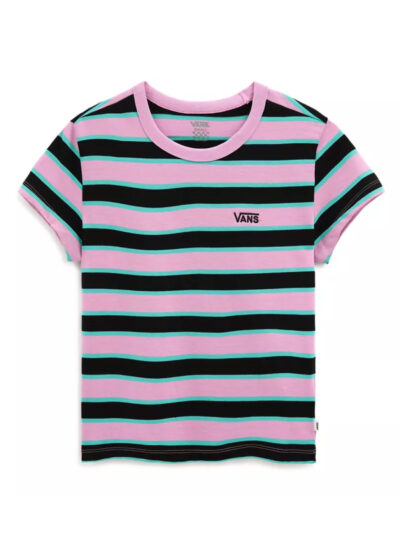 Vans Womens Big Stripe Tee