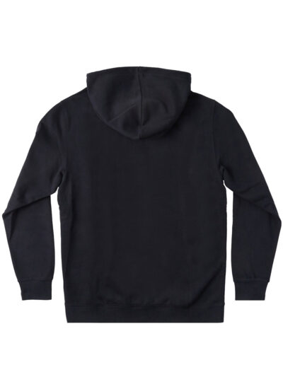 DC Shoes Vandal Half Zip Hood black 2