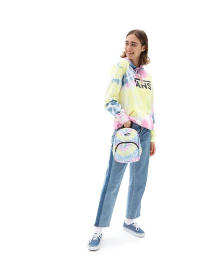 Vans Womens Spiraling hoodie MODEL1