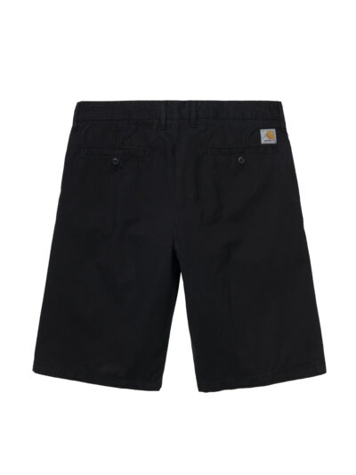 Carhartt WIP Johnson Shorts black 2