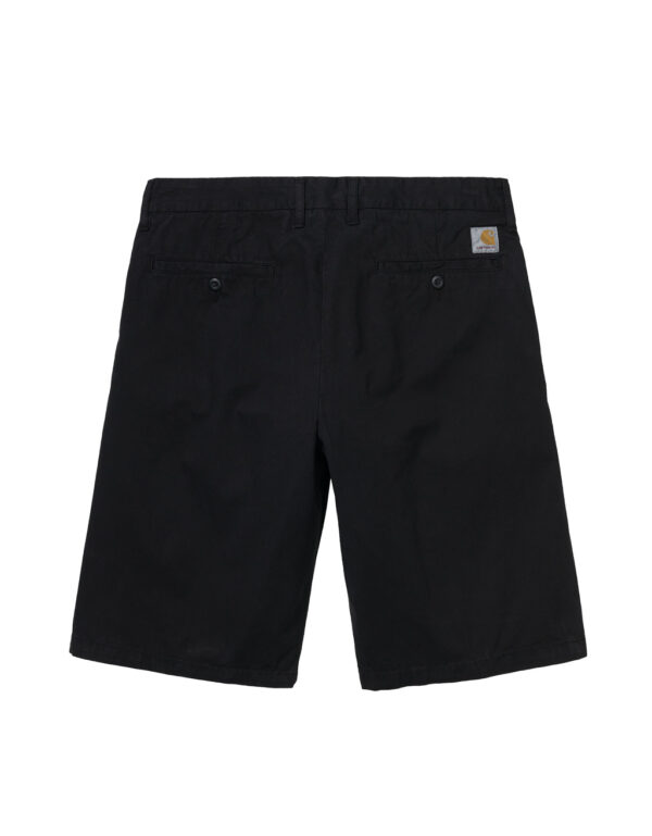 Carhartt WIP Johnson Shorts black 2