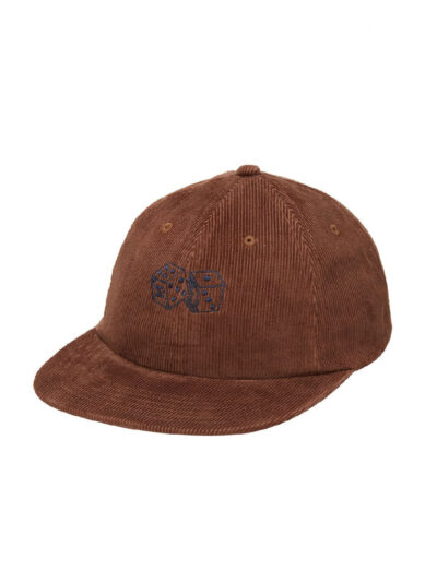 DC Shoes Jackpot hat brown 1