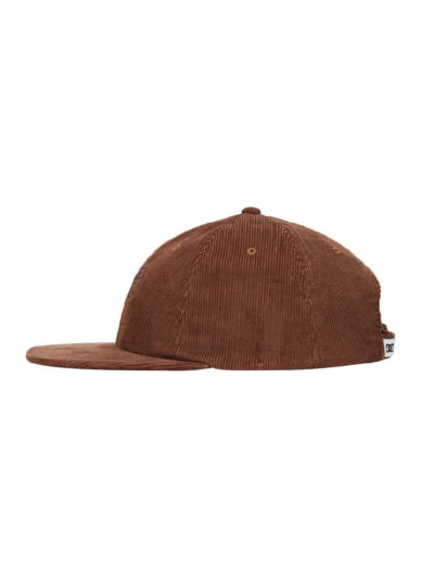 DC Shoes Jackpot hat brown 2