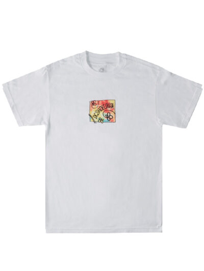 DC Shoes SS Dreamstate Tee white 1