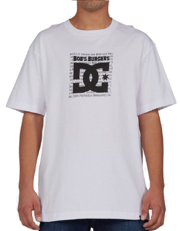 DC Shoes x Bobs Burgers Burger Box Tee 2