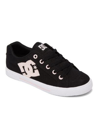 DC Shoes Women Chelsea SE black pink 2