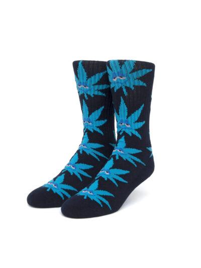 HUF Green Buddy Strains Sock blue 1