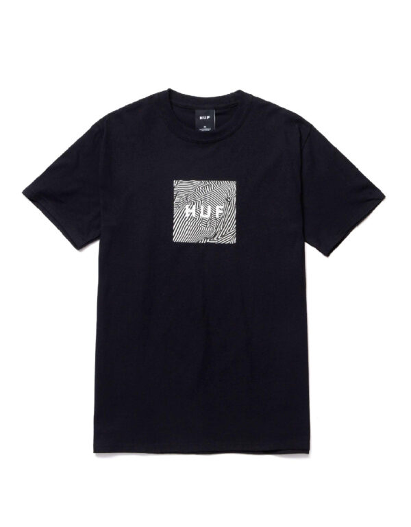 HUF SS Feels Tee black 1