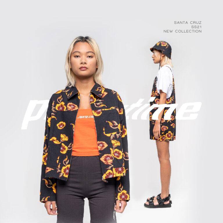 Ladies Santa Cruz Cover SS21