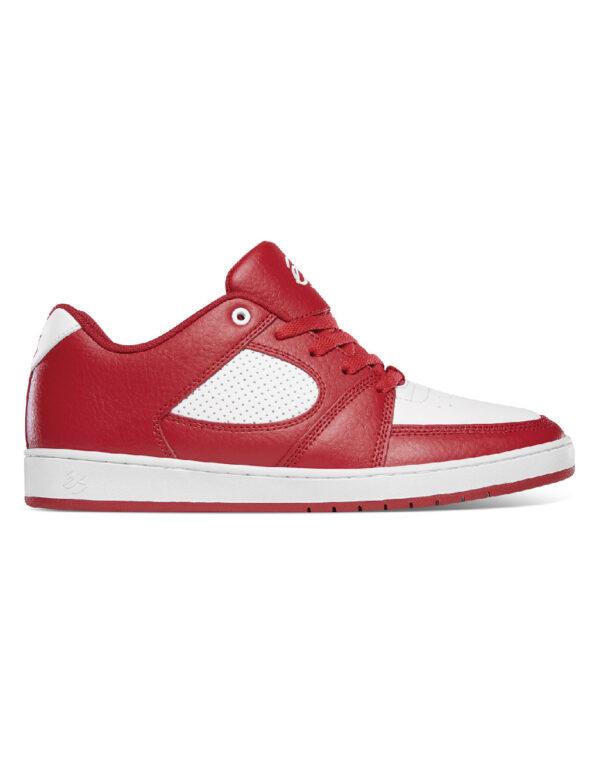 eS Accel Slim red white 1