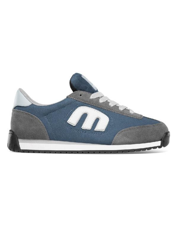 eS Lo Cut II LS grey dark grey blue 1